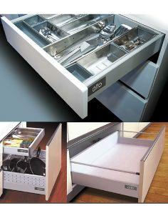Комплект висувних шухляд ALTO 350-550