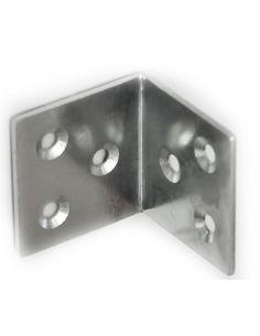 Уголок металлический одинарный 40х40мм