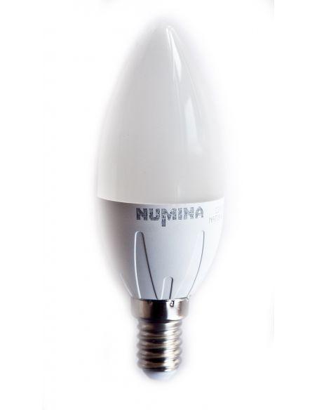 Лампа LED C30-E14-6W-500Lm NUMINA Белый нейтральный
