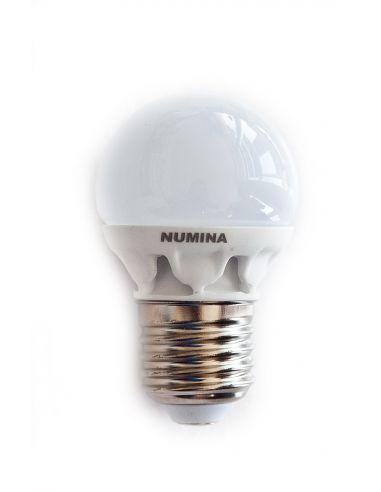 Лампа светодиодная NUMINA SL-G45-E27-5.2W-410Lm