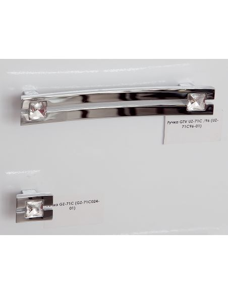 Ручка GTV UZ-71C /96 (UZ-71C96-01)