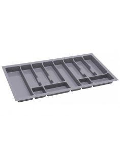 Лоток для столовых приборов REJS UNI 90 серый