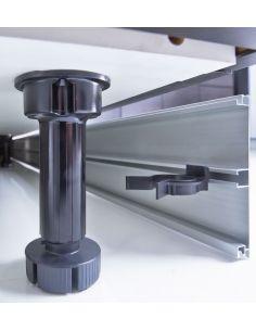 Ножка для кухонных тумб 100мм VOLPATO