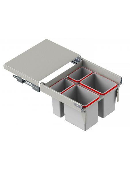 Ведро-сегрегатор ComfortBox в тумбу 600мм