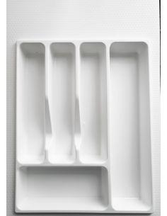 Лоток белый для кухонных аксессуаров VOLPATO
