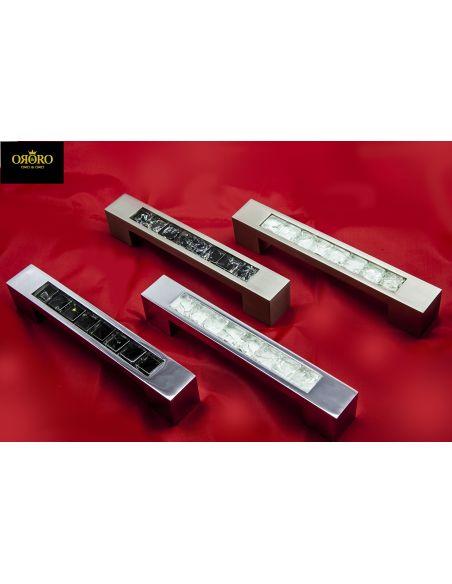 Ручка D-U502-128/160 M6 Белый