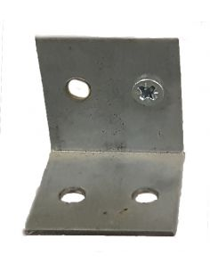 Уголок металлический одинарный 35х35мм METALVIS (№8)