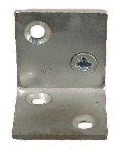 Уголок металлический квадратный 25х25 GTV (№4)