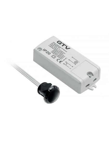 Датчик на движение GTV (AE-WBEZDC-10) 220В 200Вт