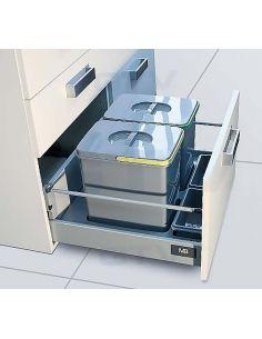 Ведро-сегрегатор MULTINO 600 для ModernBox 2x15л+2 наполнителя