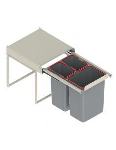 Ведро-сегрегатор для мусора...