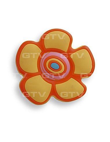 Ручка GTV резиновая UM-KID-C001 цветок