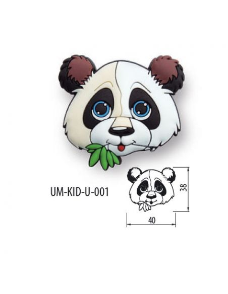Ручка GTV резиновая UM-KID-U-001 медвежонок