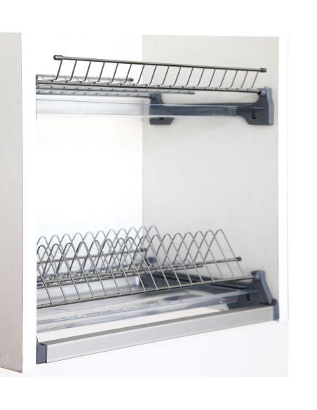 Сушка кухонная хромированная REJS Variant 3 с поддонами