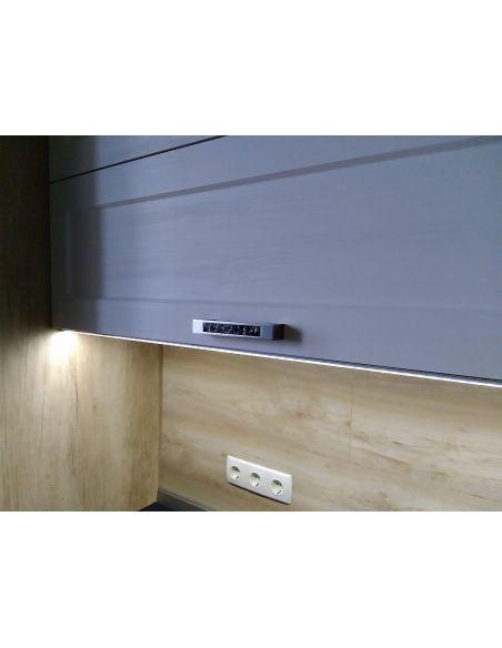 Профиль накладной для LED 2м
