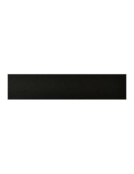 Кромка ПВХ Polkemic 51/В черная лимонная структура