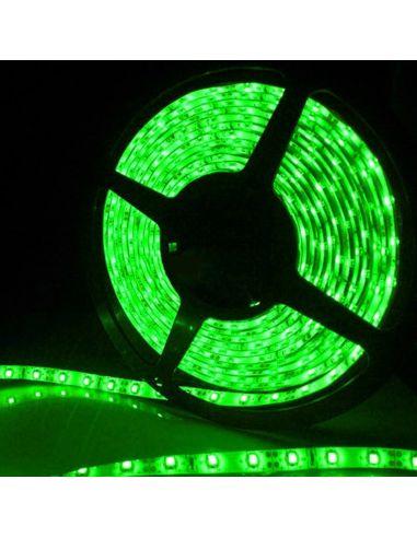 Лента LED SMD зеленый (изолир.) 10мм 120диодов/м 9,6вт/м.п. GTV LD-TLWZIE-00