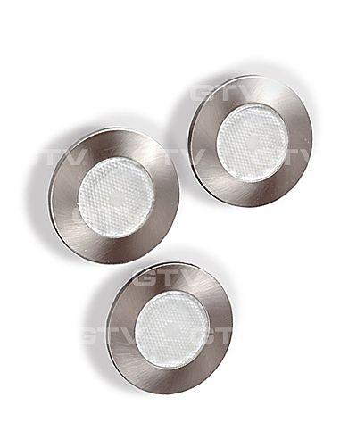 Светильник LED BARRI PLUS холодный белый 220V