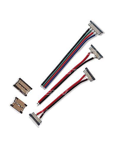 Соединитель лент LED 10мм LD-ZTL №1-10мм