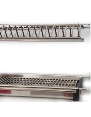 Сушка кухонная LUX нержавеющая сталь