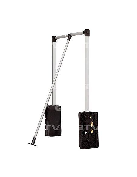 Гардеробный лифт-пантограф GTV 600-830 мм хром