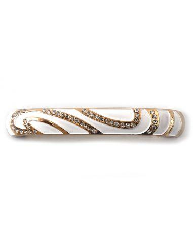 Ручка Virno Style 720/96 WL+золото (К22)