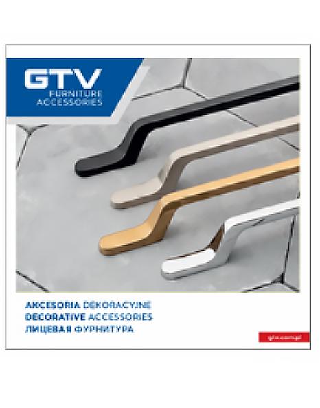 Каталог ручек GTV 2020